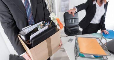 Отстранить работника от работы по закону